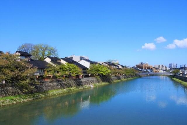 金沢の浅野川